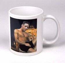 Hunk Strip Mug - Jack Stallion - Heat Change Striptease (Fully nude!)