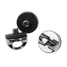 3pcs Stainless Steel Camera Screw Adaptor Scuba Diving Photography Base Tray