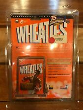MUHAMMAD ALI Wheaties 24K Gold Signature Mini Box Collectible