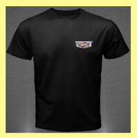 Cadillac Crest 2014 Logo Emblem Classic Car NEW Men's T-Shirt S M L XL 2XL