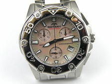 Rotary Women's Quartz Watch Aquaspeed ALB90033/C/07 with Metal Strap