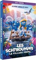 LES SCHTROUMPFS 3, Les schtroumpfs et le village perdu DVD NEUF SOUS BLISTER