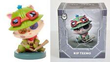 LOL League Of Legends Yordle Team Mini Rip Teemo New Figure Limited Edition