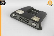 90-02 Mercedes R129 SL500 SL320 500SL Overhead Dome Light Lamp Black OEM