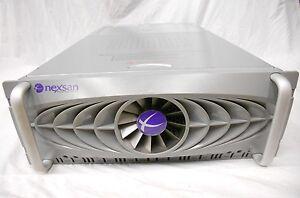 Nexsan SataBeast SAN 24TB (12 x 2TB) Storage System SATA 1qty -FC / iSCSI 2GB FC