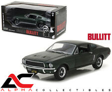 "GREENLIGHT 84041 1:24 1968 FORD MUSTANG GT FASTBACK ""BULLITT"" GREEN"