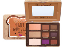 NIB Too Faced PEANUT BUTTER & JELLY EYE SHADOW PALETTE - AUTHENTIC!