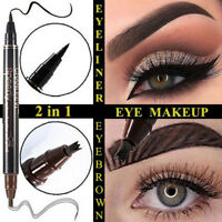 de preuve tatouage pen eyeliner liquide sourcil pen maquillage pour les yeux