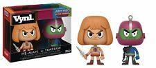 Funko VYNL figure 2-Pack Masters of the Universe He-Man and Trap Jaw MOTU