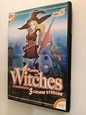 Tweeny Witches Le avventure di 3 giovani streghe vol 6 DVD Cartoni Animati