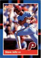 1988 Steve Jeltz Donruss Baseball Card #576