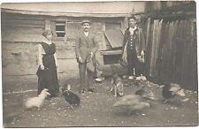Bosnia, Sanski Most, House Garden Scene, Old Photo Postcard