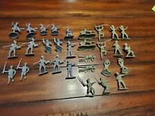 BMC G I AN GERMANS TOY SOLDIERS