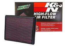 K&N 33-2129 Panel Air Filter 99-17 Silverado Sierra Suburban Yukon 1500 Tahoe