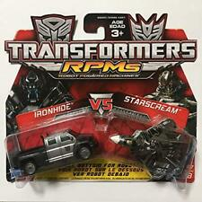 Transformers Rpm's Ironhide Vs. Starscream Battle Series 7 of 8