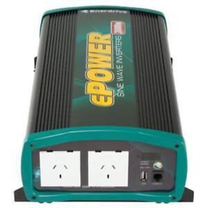 ENERDRIVE ePOWER 2000W True Sine Wave Inverter (BW-EN1120S)