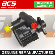 RENAULT CLIO SPORT 2.0 16V 172 182 REMANUFACTURED POWER STEERING PUMP