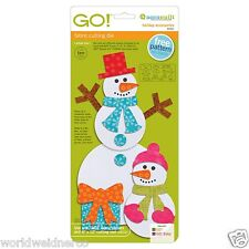 AccuQuilt GO! &Baby Holiday Accessories Fabric Cutting Die 55321 Quilting Sewing
