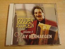 CD / RAY VERHAEGEN - GOUDEN ACCORDEON VOLUME 4