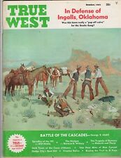 True West, Oct 1964,  In Defence of Ingalls Oklahoma,  Battle of the Cascades