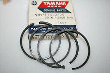 Yamaha motorcycle nos rings yh1 standard  2 sets