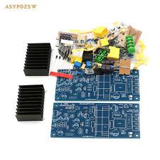 2 channel L15D Digital power amplifier IRS2092 IRFI4019H Stero amp DIY Kit