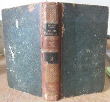 DESBOIS DE ROCHEFORT 1789 MEDECINE REMEDES COURS DE MATIERE MEDICALE FORMULES