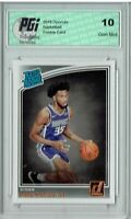 Marvin Bagley III 2018 Donruss Basketball #168 Rookie Card PGI 10