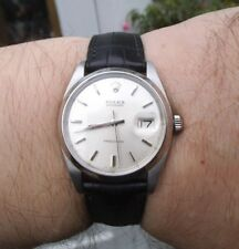 Mens Rolex OysterDate Precision Watch