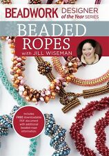 NEW! Beadwork Designer of the Year Series: Beaded Ropes with Jill Wiseman [DVD]
