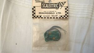 Scalextric Track Plug Assembly W/754 Mint Packeted Condition NoS
