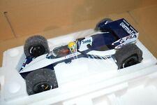 Brabham bmw bt52b-ayrton senna-Test Car paul ricard 1983-1:18 mc 540831899