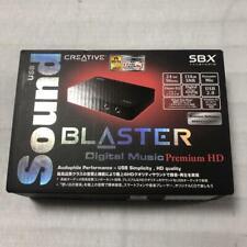 Creative Labs Sound Blaster X-Fi HD Sound Card USB 2.0 SB-DM-PHD F/S New [JAPAN]
