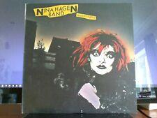 "💿 VINTAGE VINYL LIMITED EDITIONS ""Nina Hagen Band–Unbehagen"" DEMONSTRATION NFS"