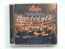 THE STRANGLERS FRIDAY THE THIRTEENTH LIVE AT THE ROYAL ALBERT HALL CD