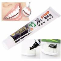 Bamboo Charcoal Whitening Toothpaste NEW TO MARKET STAIN REMOVER 2019 Supply