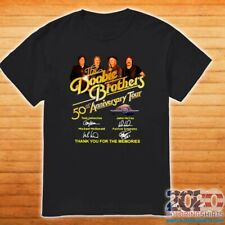 The Doobie Brothers 50th Anniversary Tour Thank You For The Memories T-shirt