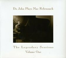 Dr. John - Dr John Plays Mac Rebennack [New CD] Rmst