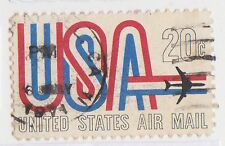 (UST-272) 1968 USA 20c USA air Mail (E)