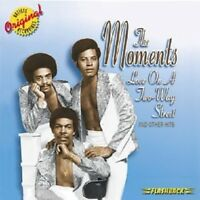 The Momemts - Love On A two Wway Street & Other Hits -  New CD