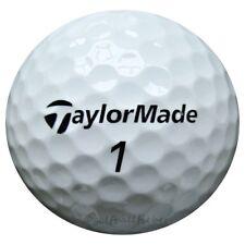 100 TaylorMade Tp Black pld pelotas de golf en la bolsa de malla aa/AAAA lakeballs pelotas de golf