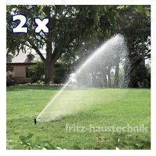 2 x Rainbird Versenkregner 5004 PC , Regner, Beregnung; Bewässerung