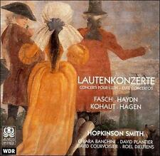 Lautenkonzerte - Concerti Pour Luth - Fasch,Haydn,Kohaut,Hagen CD (2007)