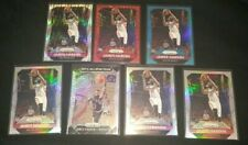 2015 Panini Prizm JAMES HARDEN MOJO Silver Blue Red Flash Refractor LOT OF 7