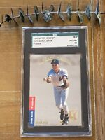 🔥 1993 SP DEREK JETER FOIL #279 ROOKIE YANKEES NM MINT+ SGC 8.5 = BGS PSA 9 🔥