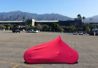 Harley Davidson VRSCAWA V-ROD ABS Super Soft Perfect Stretch Cover Red