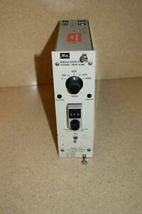 BERTAN ASSOCIATES INC MODEL 303 DC POWER SUPPLY 0.3000V, 0.1 MA PLUGIN (TP991)