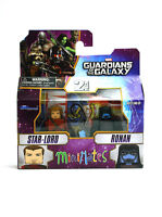 Marvel Minimates Star-Lord & Ronan Series 57 Guardians Of The Galaxy New In Box