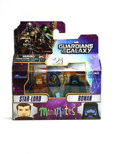 Marvel Minimates Star-Lord & Ronan Series 57 Guardians Of The Galaxy New In Box