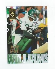 1995 Collector's Edge Black Label 22K Gold #159 Calvin Williams Eagles